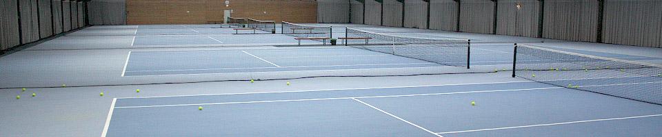 Tennishalle Eschborn